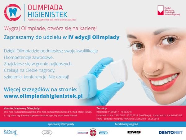 IV Olimpiada Higienistek