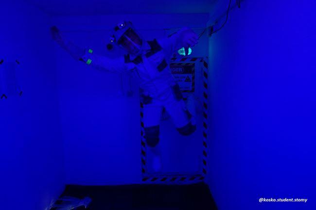 Student w Kosmosie 17