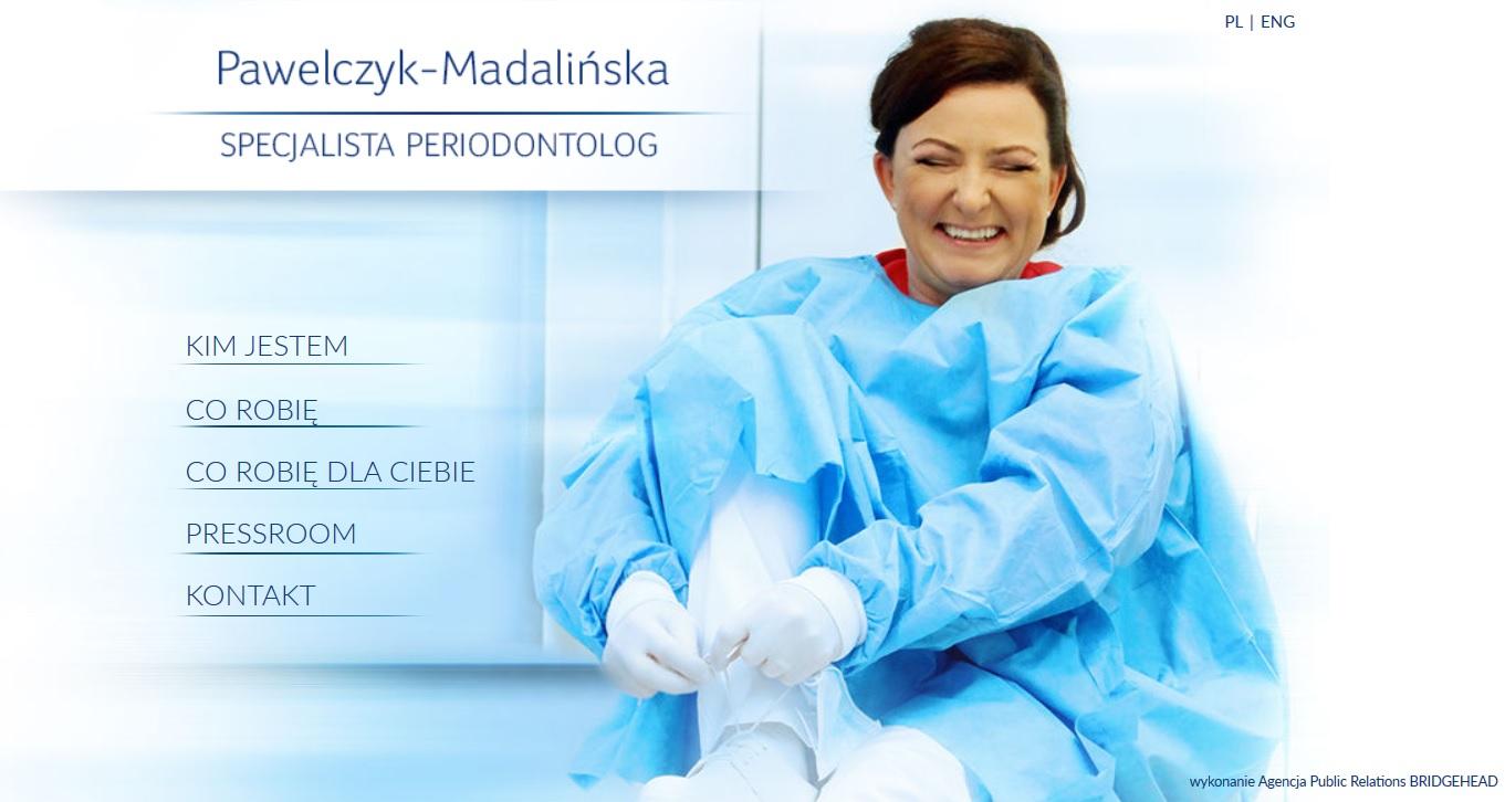 Pawelczyk-Madalińska